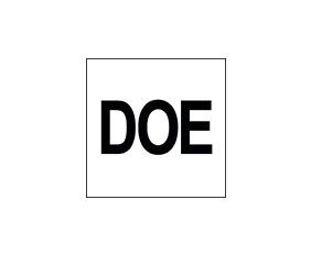 DOE认证